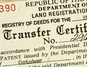 Deed Transfer Documents